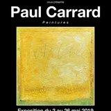 Paul Carrard - Peintures