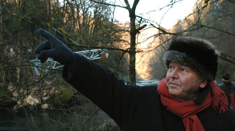 Les Brenets: mort du «Patron» Gilbert Petit-Jean