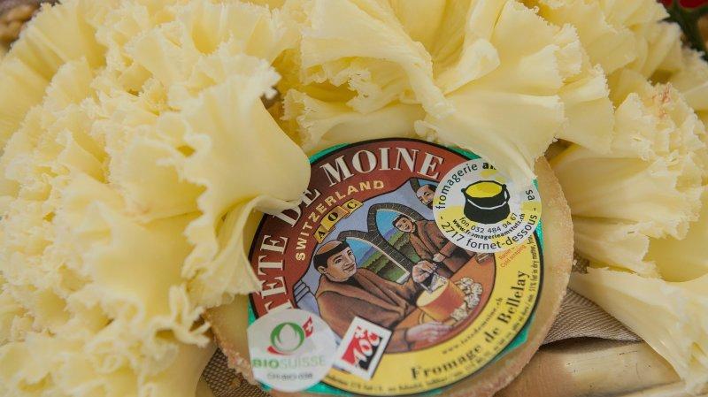 La 4e édition de la fête de la Tête de Moine se déroulera de vendredi à dimanche à Bellelay.