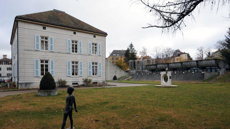 La Chaux-de-Fonds: une guinguette dans le parc des Musées?