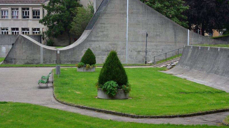 L'altercation a eu lieu au parc des Musées.