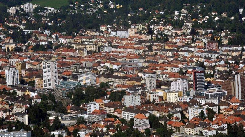 Un bâtiment a été détruit illégalement à La Chaux-de-Fonds