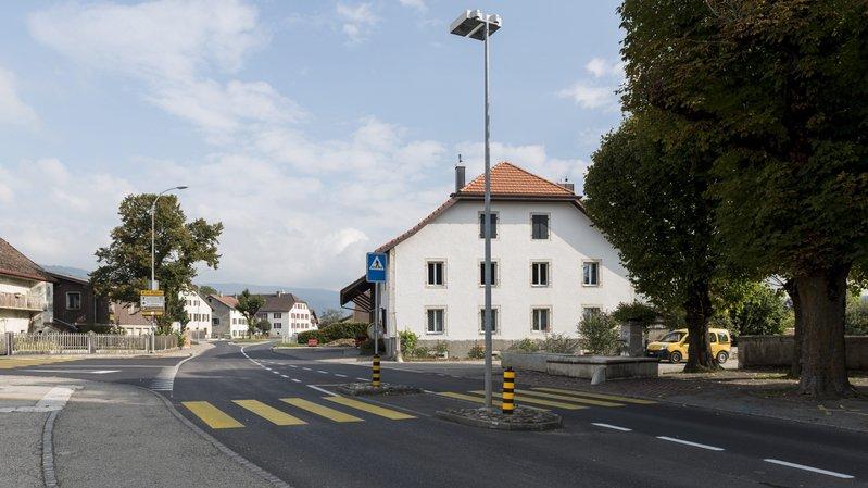 Val-de-Ruz: Coffrane sera le premier village plongé dans la nuit noire