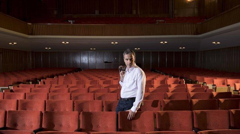 Coucou, revoilà Frédéric Eggimann à la Salle de musique de La Chaux-de-Fonds
