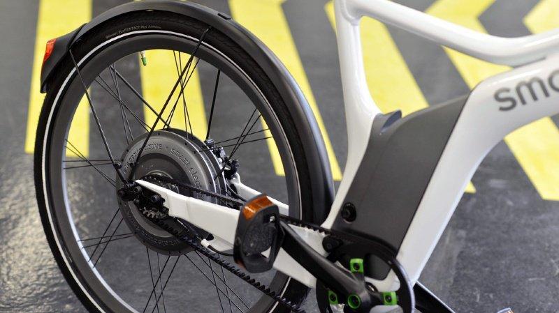 C'est suite au dépôt d'une plainte en octobre 2018 au poste de Coppet (VD) pour le vol d'un vélo électrique que les gendarmes ont mené l'enquête. (illustration)
