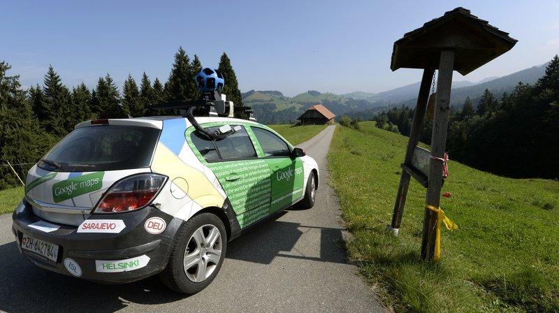 Internet: Google va photographier les quatre coins de la Suisse pour son service Street View