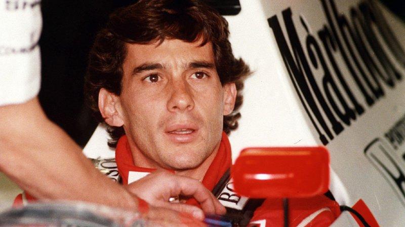 Formule 1: le Brésilien Ayrton Senna se tuait il y a 25 ans sur le circuit d'Imola