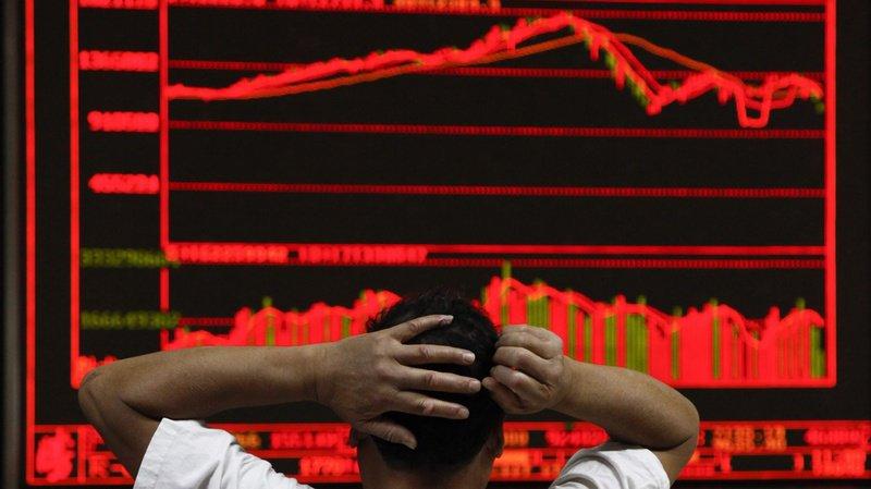 Bourses: les places mondiales foudroyées par le coup de pression de Trump