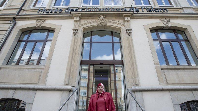 Le Musée des civilisations de l'islam, avec sa directrice Nadia Karmous.