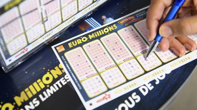 Le joueur qui a remporté les 28,57 millions de francs à l'Euro Millions a coché les numéros 7, 20, 26, 32 et 47, ainsi que les étoiles 2 et 11. (Illustration)