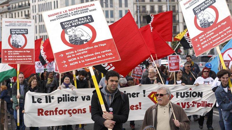 Le 1er mai est signe de rassemblement pour les travailleurs du monde entier. En Suisse aussi.