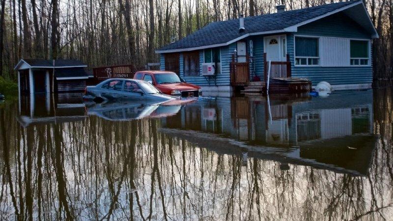 Canada: 10'000 personnes évacuées lors d'inondations