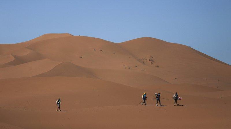 De grandes réserves d'eau douce se trouvent sous le Sahara