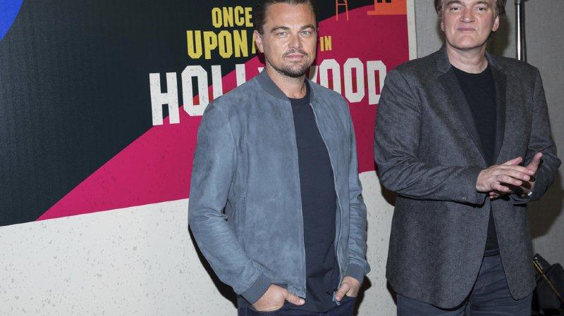 "Cinéma: Quentin Tarantino sera bien présent à Cannes avec ""Once Upon a Time in Hollywood"""
