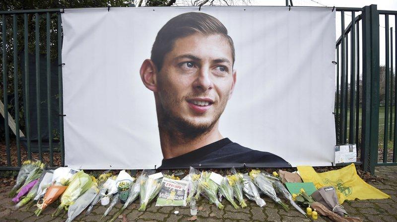 Le joueur de football argentin Emiliano Sala est décédé en janvier lors du crash de l'avion qui l'amenait de Nantes à Cardiff. (Archives)