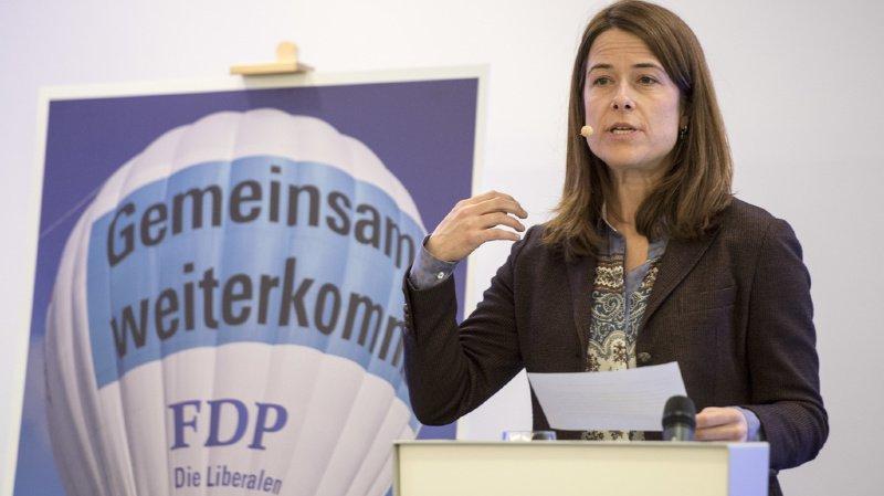 Le PLR suisse, en assemblée ce samedi, resserre les rangs en vue des fédérales de l'automne