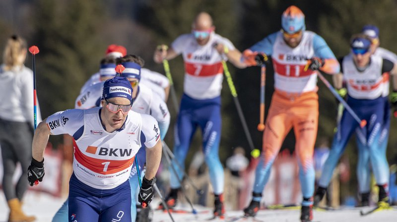 Ski nordique: un serviceman de Dario Cologna impliqué dans le scandale de dopage