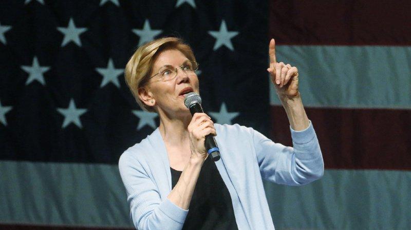 Selon Elizabeth Warren, Donald Trump doit être destitué.