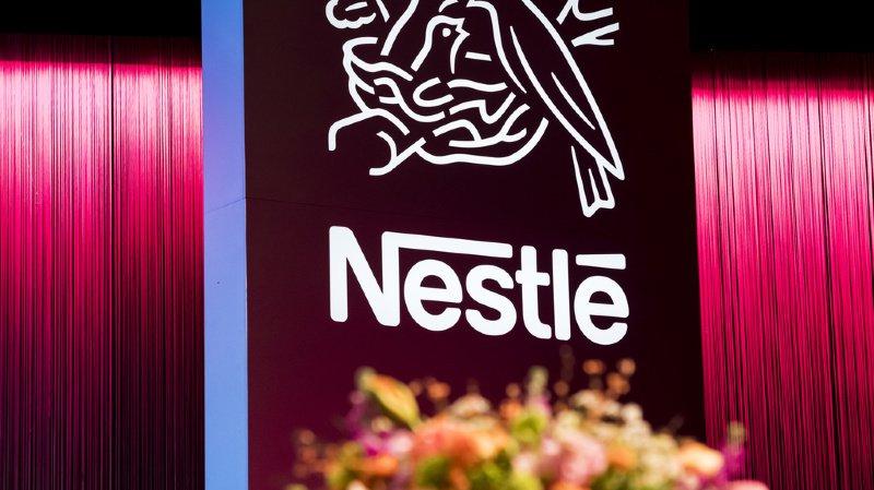 Alimentation: la croissance de Nestlé dépasse largement les attentes