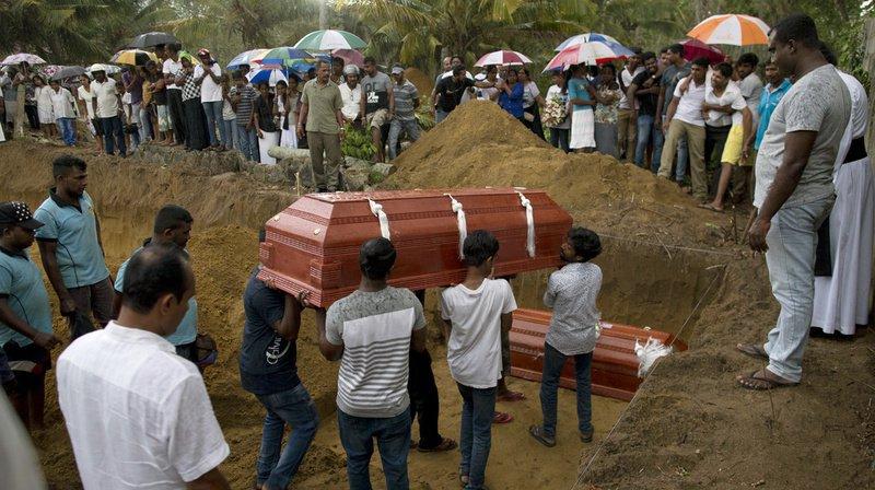Sri Lanka: les attentats auraient été commis en représailles à la tuerie de Christchurch