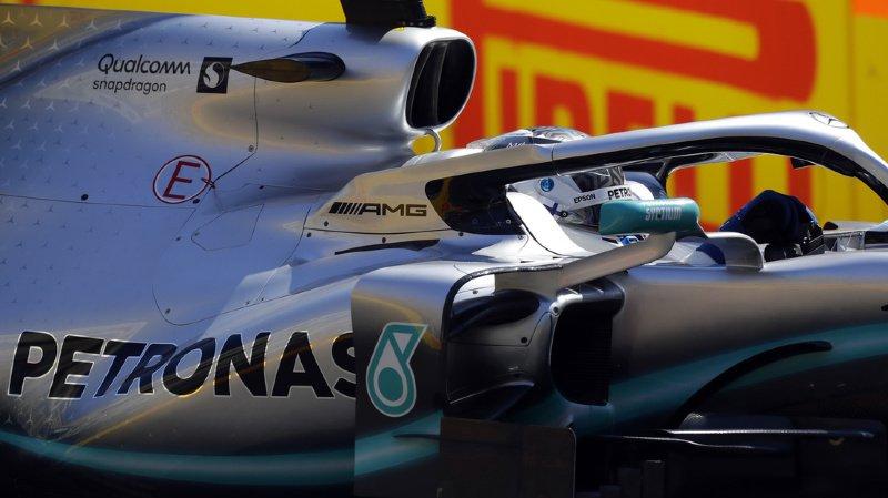 Valtteri Bottas a obtenu la pole position du GP d'Azerbaïdjan à Bakou, avec 0''059 d'avance sur Lewis Hamilton.