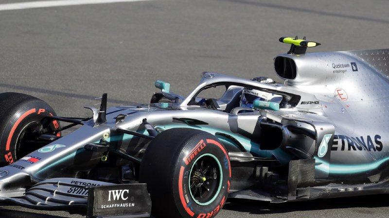 Formule 1: Valtteri Bottas remporte le GP d'Azerbaïdjan devant Lewis Hamilton
