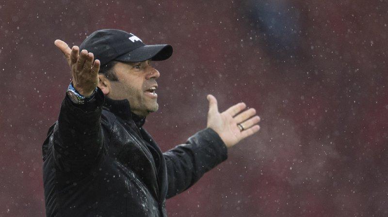 Football: une nouvelle défaite pour les Grasshoppers qui se rapprochent de la relégation