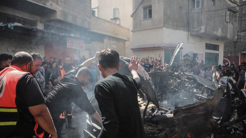 Proche-Orient: cessez-le-feu à Gaza après deux jours de violences qui ont fait 27 morts