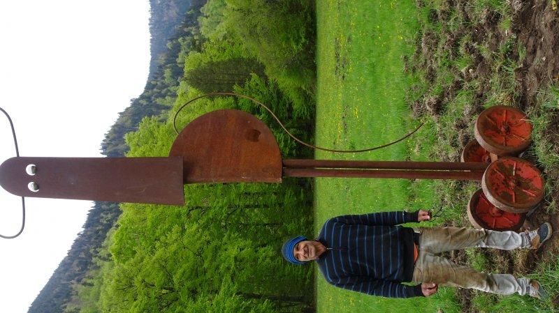 Ivan Freymond sculptures