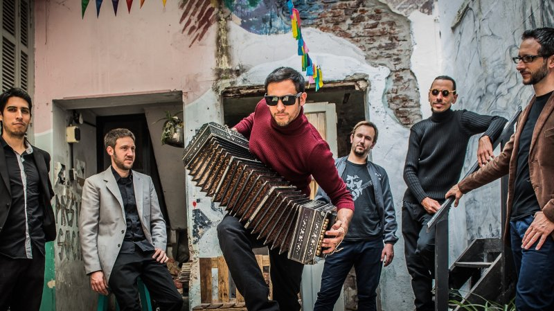 Culture Nomade - Finisterre Tango (Argentine)