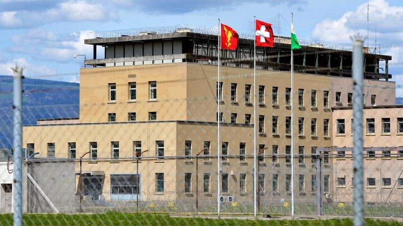 Vaud: un détenu de la prison de Bochuz s'échappe en passant par-dessus un grillage