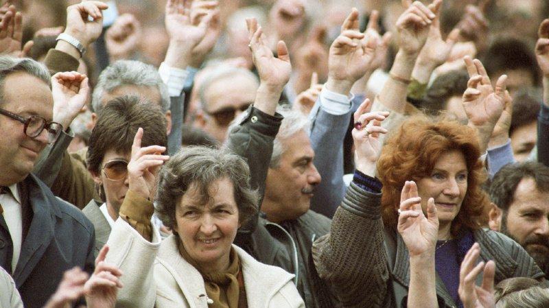Suffrage féminin: quand les cantons suisses ont-ils introduit le droit de vote de femmes?