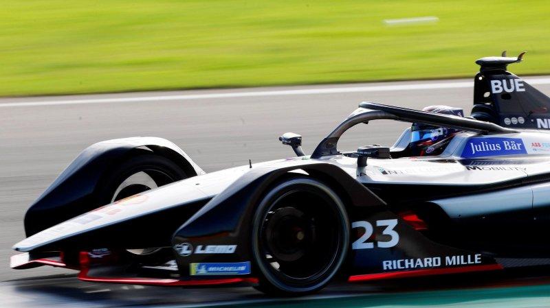 Sébastien Buemi veut gagner Paris