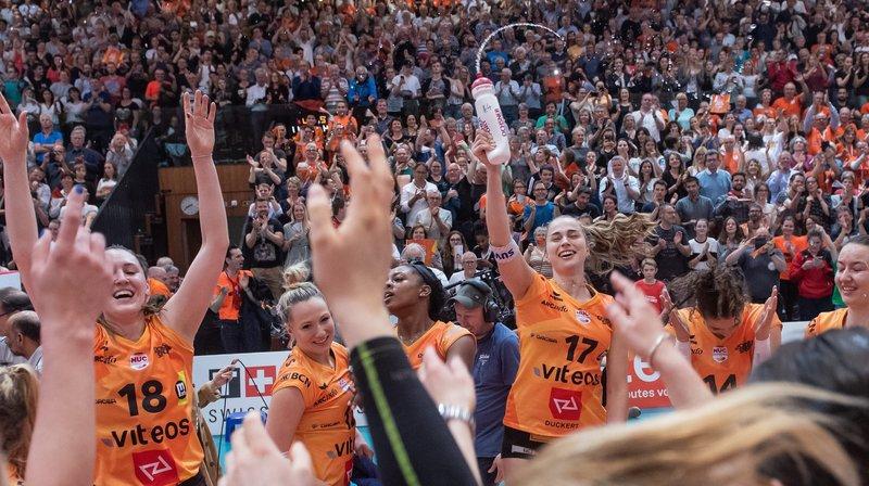 Le NUC champion de Suisse: et maintenant...?