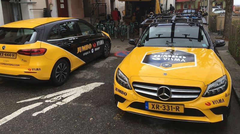 Pourquoi un seul hôtel neuchâtelois accueille des coureurs du Tour de Romandie