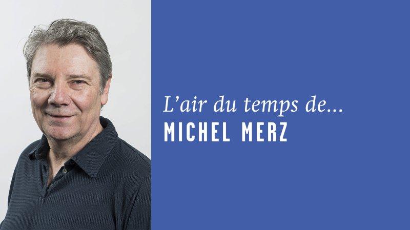 «Dans l'eau limpide», l'air du temps de Michel Merz