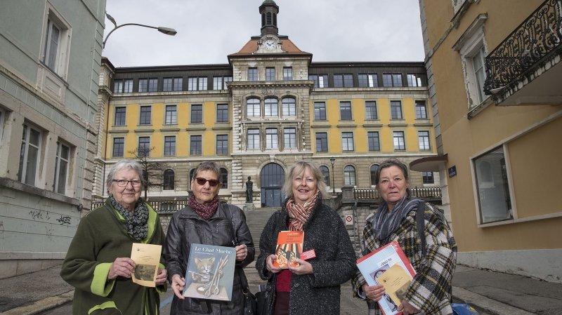 Une balade littéraire à La Chaux-de-Fonds sur les traces d'Yves Velan