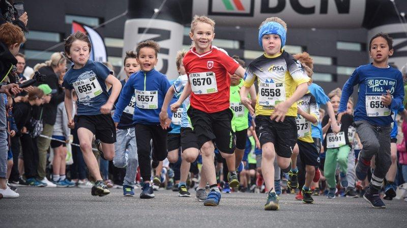 Les départs des enfants du BCN Tour en ce mercredi 1er mai à Couvet seront avancés en raison du passage du Tour de Romandie.