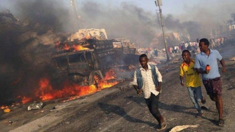 Niger: au moins 55 morts dans l'explosion d'un camion-citerne à Niamey