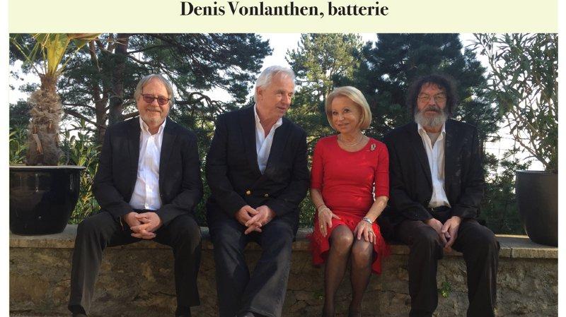 Soirée jazz avec Monique DuPasquier
