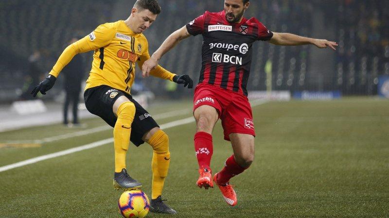 Neuchâtel Xamax - Young Boys le match en direct