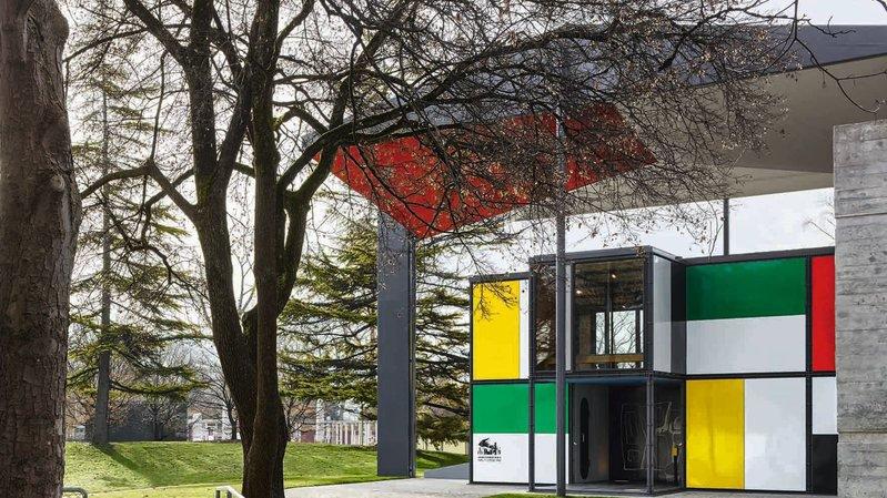 A Zurich, le Pavillon Le Corbusier rouvre ses portes