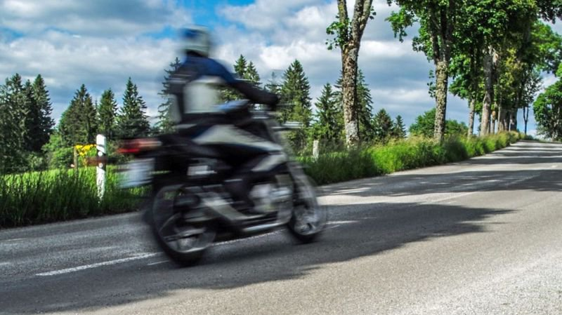En 2018, 42 motards ont été tués sur les routes suisses.