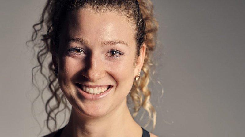 Nicole Eiholzer évoluera au NUC la saison prochaine.
