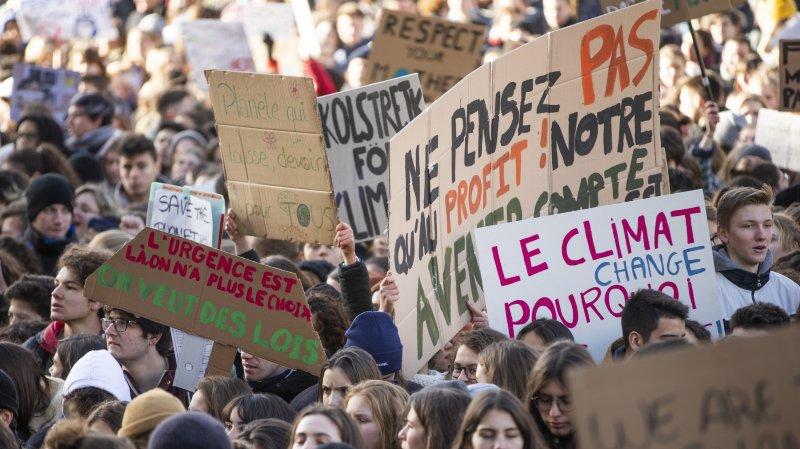 Ins: une première grève pour le climat à la campagne