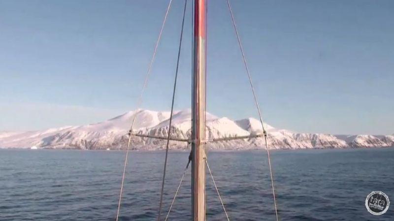 L'océanArctique, une «pépinière» de virus marins