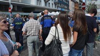 Braderie de La Chaux-de-Fonds: la justice acquitte deux émeutiers présumés