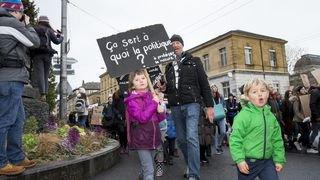 La politique à la carte pour les jeunes Neuchâtelois