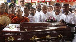 Les attentats au Sri Lanka, vus de Neuchâtel