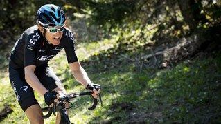 Geraint Thomas se relance au Tour de Romandie